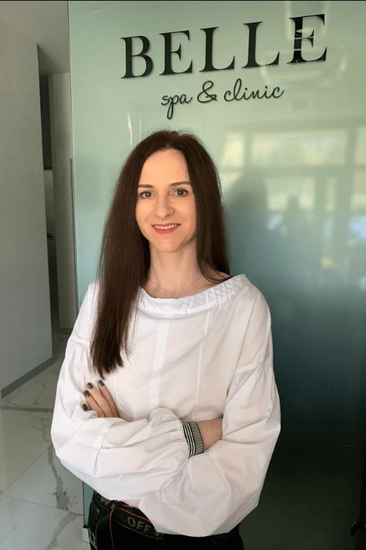 Dorota Matlakiewicz - Belle Spa & Clinic